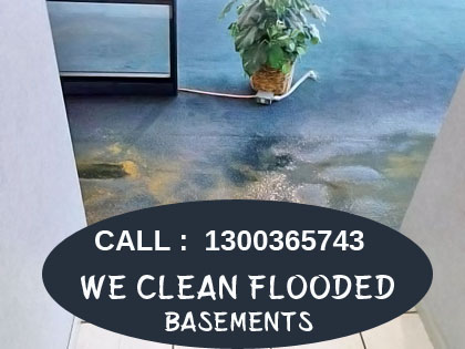 Flooded Carpet Cleanups Sydney