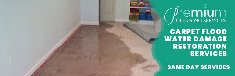 Expert Carpet Flood Water Damage Restoration Services