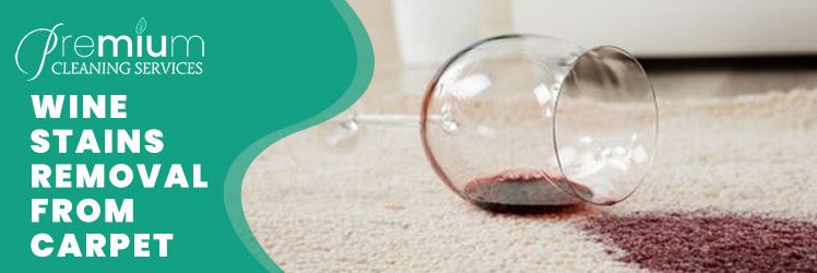 How to Get Rid of Wine Stains from Carpet?