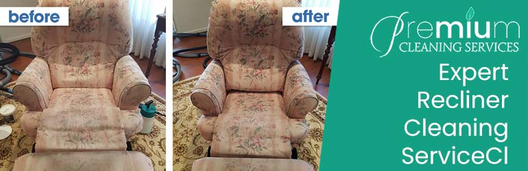 Expert Recliner Cleaning Service